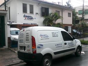 Empresa de Lavagem de Estofados