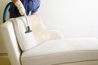 iferença entre limpeza e lavagem de estofados