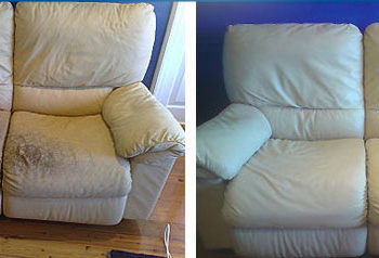 Motivos para lavagem de sofá