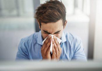 Truques de limpeza para quem tem rinite alérgica